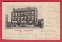 Melreux - Hôtel Des Etrangers - Michel Ducamp, Prop. - 1908 ( Voir Verso ) - Hotton
