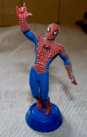FIGURINE SUR SOCLE SPIDERMAN 12 CM BE - Spiderman