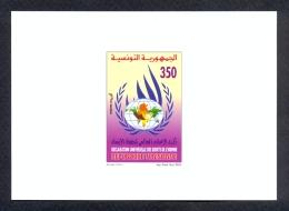 Tunisia/Tunisie 2005 - Luxury Edition - Anniversary Of The Universal Declaration Human Rights - Tunisia