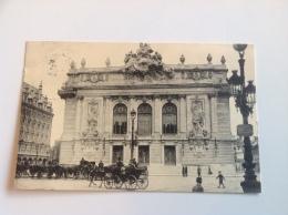 LILLE Das Neue Theater - Le Nouveau Theatre - 1916 (occupation Allemande - Der 6 Armee) - Lille