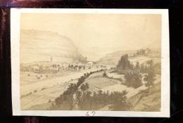 BTDIV1 Suisse Photo Format CDV (9,5x6,5cm) Brieg - Anciennes (Av. 1900)