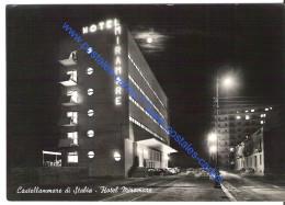 ITALIE Hotel MIRAMARE CASTELLAMMARE Di Stabia Cartolina E Turistico Volantino - Castellammare Di Stabia