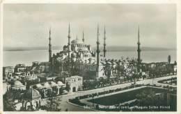ISTANBUL - Sultan Ahmet Camii - Turkey