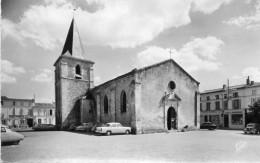 SAUJON - L'Eglise - Saujon