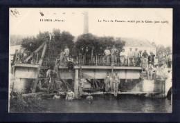 FISMES - 51 - Marne - Le Pont De Fismette - Fismes