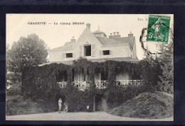 CHARETTE - 71 - Saône Et Loire - Le Champ BEGON - France