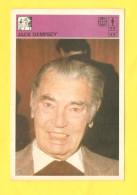 Svijet Sporta Card - Boxing, Jack Dempsey     242 - Boxe