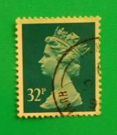 GRAN BRETAÑA. MACHINS. USADO - USED. - 1952-.... (Elizabeth II)