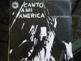 Gabriel Salinas Canto A Mi America - Vinyl-Schallplatten