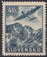 Slovakia 1939 Airmail Mi#53 Mint Never Hinged - Nuevos