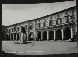 RAVENNA - Bagnacavallo - Teatro E Palazzo Municipale - Ravenna
