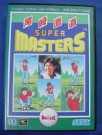 Sega Mega Drive Cartridge Japanese : Super Masters - Sega