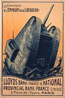Souscrivez A L'emprunt De La Liberation! - Une Affiche De La Première Guerre Mondiale Reproduite Carte Postale - Guerre 1914-18