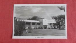 Fiji   Museum   RPPC   Suva==ref  2208 - Fiji