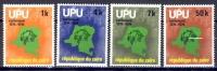 Zaire - 892/895 - UPU - 1976 - MNH - Zaïre