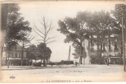 CPA La Courneuve Les 4 Routes 93 Seine Saint Denis St - La Courneuve