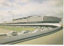 Grote Kaart Airport Luchthaven Rusland Russia USSR CCCP Leningrad Pulkovo Airport 1973 Aéroport Flughaven Aeropuerto CPA - Russie