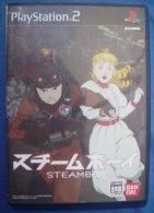 PS2 Japanese : Steamboy - Sony PlayStation