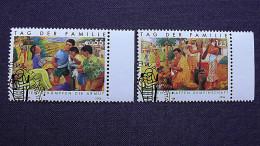 UNO-Wien 465/6 Oo/ESST, Internationaler Tag Der Familie - Wien - Internationales Zentrum
