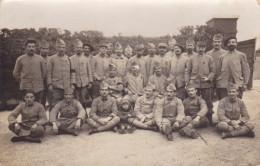 Groupe De Soldats - Nombreux N° Régiments Dont Infanterie 1 2 14 27 167 & 8ème Chasseurs (basé à Etain (55)) - Régiments