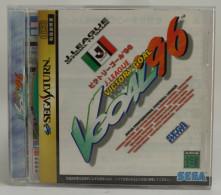 Sega Saturn Japanese : J.League Victory Goal '96 GS-9048 - Sega