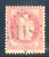!!! N°32 OBLITERATION GC 5118 YOKOHAMA - 1849-1876: Période Classique