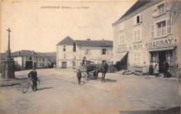 69- AIGUEPERSE - LA PLACE - HOTEL DU MIDI CHARNAY - Otros Municipios