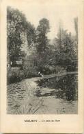 - Depts Divers -FF719- Moselle - Malroy - Un Coin Du Parc - Petit Plan Laveuse - Laveuses - Metiers -carte Bon Etat - - Frankreich