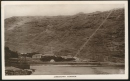 St Helena    Jamestown Harbour - Sant'Elena