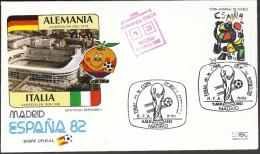 Spain Madrid 1982 / Football, Soccer / World Championship Spain 1982 / Final Match / Italy - Germany / Back-Italian Team - 1982 – Espagne