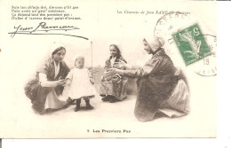 """LES CHANSONS DE JEAN RAMEAU   9 """" Les Premiers Pas """" - Personnages"""
