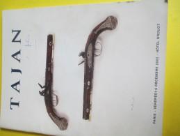Armes Et Uniformes/Catalogue De Vente Aux Enchéres/TAJAN/Souvenirs Historiques Et Armes Anciennes /2002   CAT137 - Catalogues