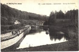 Carte Postale Ancienne De SENONES - Senones