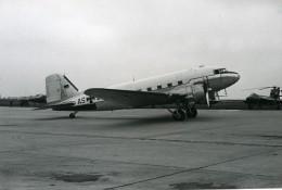 USA Avion De Ligne Allemand? Vickers VC.1 Viking Aviation Ancienne Photo 1960 - Luftfahrt