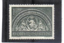 EBA479 ÖSTERREICH 1952  MICHL 977 ANK 992 ** Postfrisch SUPERPREIS 10% KATALOG Siehe ABBILDUNG - 1945-60 Ungebraucht