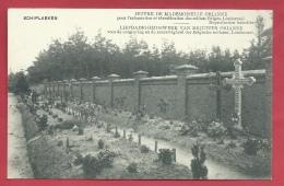 Schiplaeken - Kerkhof - Graf Belgische Soldaten  ( Verso Zien ) - Boortmeerbeek