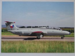 Trainer Czech Aero L29 Delfin - 1946-....: Moderne