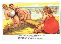 35026 Il M'en Faut Plus Pour Monter En L'air - Humor