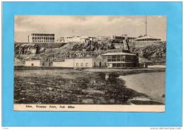 ADEN-Steamer Point-post Office-le Bureau De Poste -beau Plan -années 1910+ - Yémen