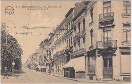 """26874g  BOULEVARD LEOPOLD II """"CINEMA FAMILY PALACE"""" - Molembeek-St-Jean - St-Jans-Molenbeek - Molenbeek-St-Jean"""