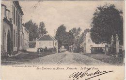 26900g  GRAND'PLACE - Meerbeke - 1906 - Merelbeke