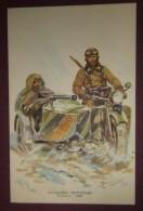 Cavalerie Motorisée - Fusiliers - 1938 - Belle Carte Aux Coloris Illustrée Par Maurice TOUSSAINT - Comme Neuve - Uniformes