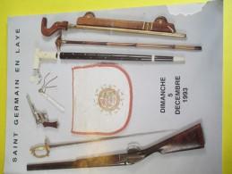 Armes Et Uniformes/Catalogue De Vente Aux Enchéres/ LOISEAU-SCHMITZ-DIGARD/Saint Germain En Laye/Militaria/1993  CAT143 - Catalogs