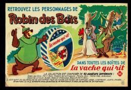 La Vache Qui Rit - Vieux Papier   -ETIQUETTE FROMAGE LABEL CHEESE- - Cheese