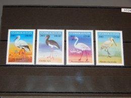 Uzbekistan - 2003 Birds MNH__(TH-15209) - Uzbekistan