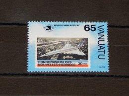 Vanuatu - 1989 STAMP WORLD EXPO '89 MNH__(TH-14939) - Vanuatu (1980-...)