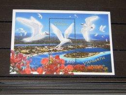 Vanuatu - 2008 Greetings Block MNH__(TH-15493) - Vanuatu (1980-...)