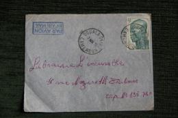 Enveloppe Timbrée, CAMEROUN - DOUALA - Kameroen (1960-...)