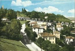 VICENZA  Panorama Dal Viale M. D´Azeglio - Vicenza