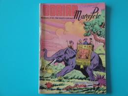 Dorian   N° 20  Mon Journal   Aventures Et Voyages Petit Format  Marco Polo Bon Etat - Mon Journal